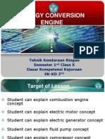 Energy Conversion Engine
