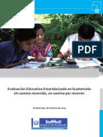 Eva Luac i on Educativa 2013