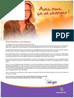 Flyer liste Nouméa