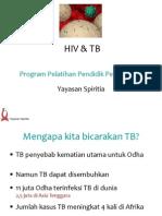 Modul 11 - HIV & TB.ppt