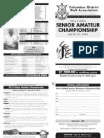 CDGA Senior Amateur