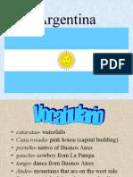 Intro Argentina