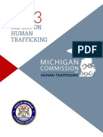 2013 Human Trafficking Annual Report