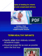 Lecture 8 Nutrition Enteral and Parenteral