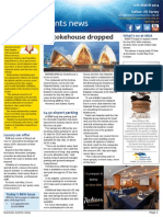Business Events News for Wed 12 Mar 2014 - Stokehouse dropped, Disruptive agility, The Star looms large, $4.50 airport parking and much more