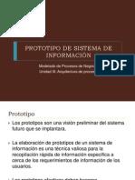PROTOTIPO DE SISTEMA DE INFORMACIÓN