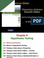 stat11t_Chapter8 statistics