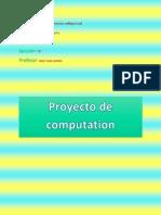 Proyecto de Computacion