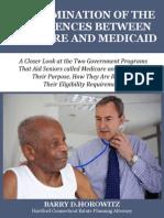 Examination of Medicare and Medicaid