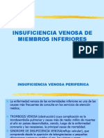 Insuficiencia Venosa Mp + Pie Diabetico Omar