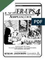 GURPS - 4th Edition - Power Ups 4 - Enhancements - Tradução.pdf