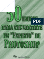 """50 Trucos Para Convertirte en """"Experto"""" de Photoshop (Photos"""