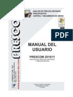 Manual Prescom 2010