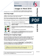 Working With Images in Word 2010