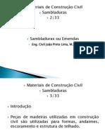 AULA 14 - SAMBLADURAS PARTE 2.pptx