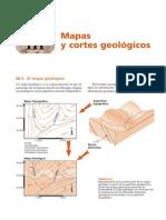 Mapas y cortes geológicos