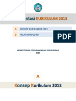 b 1 Juli 2013 Unshiah Kurikulum 2013