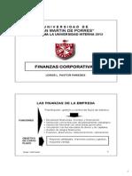 1Finanzas Corporativas