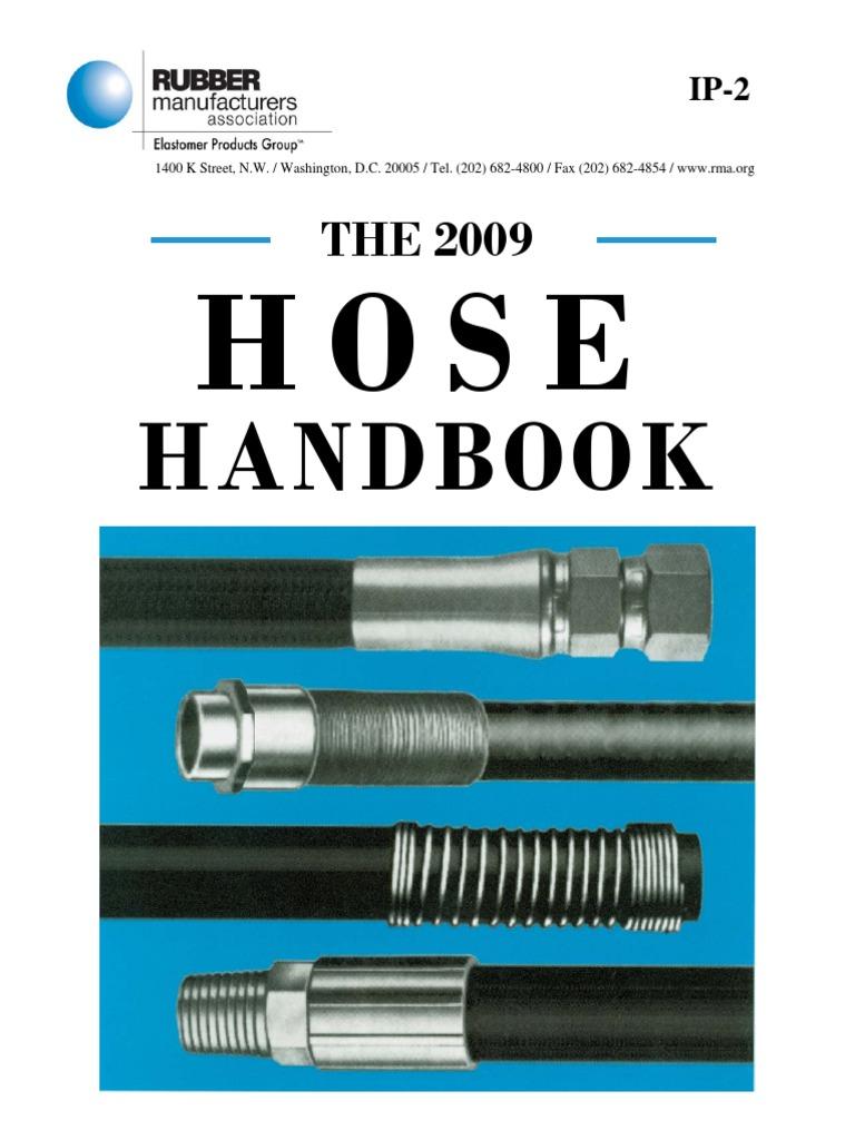IP 2 2009 Hose Handbook | Yarn | Wire