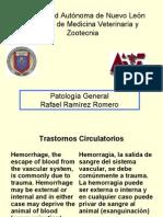 hemorragia y trombosis