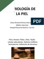 T13 - Exploración Semiológica de la Piel y Anexos