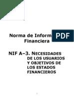 Unidad IV Nif-A3 2006