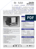 PowerMax EM 6000 Series Data Sheet