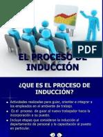 EL PROCESO DE INDUCCIÓN