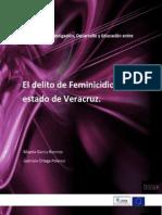 El Delito de Feminicidio en El Estado de Veracruz