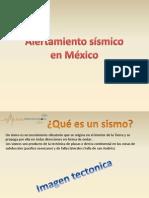presentación sismos sedf