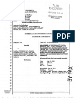 Demurrer - Filed in California