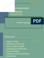 Nasogastric Tube Insertion 2006