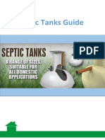Septic Tanks Guide