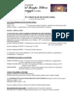 Appunti Corso Base Di Pasticceria