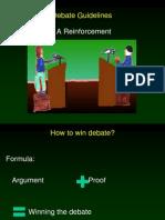 Debate Analysis