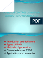 Dc Motor Control Without Mc