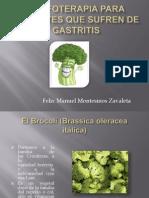 Trofoterapia pacientes que sufren de gastritis.pptx