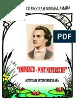 0 5 EmEminescu Poet Neperecheinescu Poet Nepereche