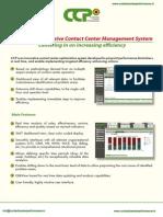 Contact Center Performance Management Software