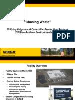 Chasing Waste