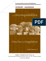 Los Panches - Los Inconquistables Panches del Magdalena