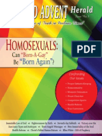 5. Second Advent Herald [Homosexuals [Can 'Born-A-Gay' Be 'Born Again']]