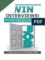 Win Interviews!