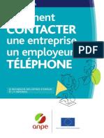 Comment Contacter Une Entreprise Un Employeur Par Telephone