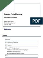Service Parts