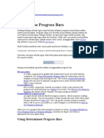Bab13-How to Use Progress Bars
