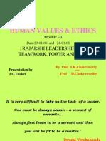 Human Values & Ethics Pres