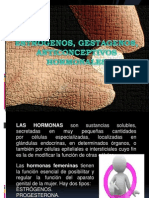 Estrogenos, Gestagenos, Anticonceptivos Hormonales