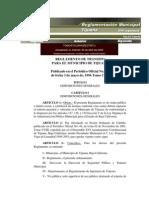 reglamento tránsito tijuana