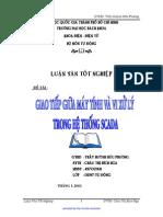 Giao tiếp PC-VXL trong hệ thống SCADA